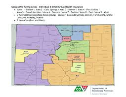 Westminster Colorado Map by Health Insurance Set To Soar Next Year On Western Slope