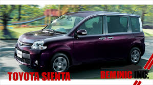 deminic inc toyota sienta for sales in singapore