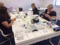 gelish design at red 10 academy nail training blog from nail