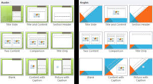 Powerpoint 2010 Applying A Theme Full Page Theme Ppt 2010