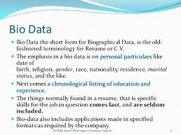 What Is Meaning Of Resume Resume C V Biodata And Eportfolio