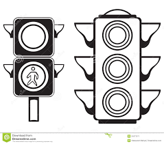 stop light coloring page traffic light coloring page 48136