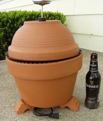a little brown egg in maine terra cotta smoker 8 steps with