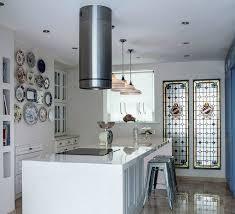 hotte industrielle cuisine design interieur cuisine style industriel hotte inox ambiance