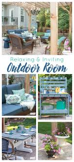 patio decorating ideas our new outdoor room atta says