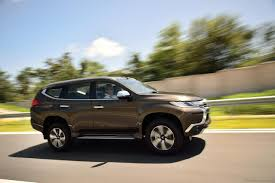 mitsubishi pajero sport 2016 all new mitsubishi pajero sport 2016 unveiled u2013 drive safe and fast
