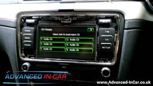 removing the skoda bolero headunit from a 2012 skoda superb youtube