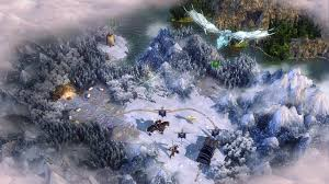 World Map Winter by Topic Some Epic New Images In The Gallery Guys Age Of Wonders Iii