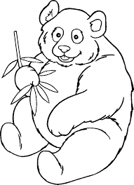 draw panda bear coloring pages 68 coloring print