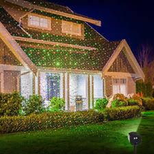 led laser christmas lights plastic elf indoor outdoor christmas lights ebay