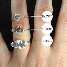Difference Between Engagement Ring And Wedding Band by 16 Things Everyone Should Know Before Buying An Engagement Ring