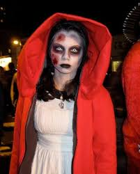 13 zombie disney princesses red riding hood hoods and costumes