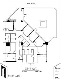 1001 brickell bay office tower floor plans miami florida