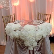 rental linens specialty tables glow concepts linen rental