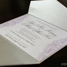Pocket Wedding Invitations Shimmer Pocket Wedding Invitations Marisol And Luis Paper And Home