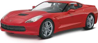 mustang stingray 2014 revell 1 25 2014 corvette stingray plastic model kit