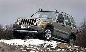 jeep cherokee station wagon review 2001 2007 parkers