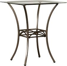 Outdoor Bistro Table Bar Height Darby Home Co Dallas Bar Height Bistro Table Set Reviews Wayfair