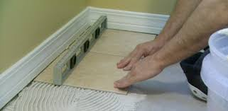how to tile over vinyl flooring today u0027s homeowner