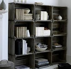 Ideas For Bookshelves by Creative Diy Ideas For Bookshelves Interior Design Ideas Avso Org