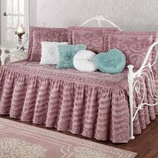 home decoration 4 piece green daybed comforter set for bedding home decoration shabby chic pink daybed comforter set with white platform bed frame daybed