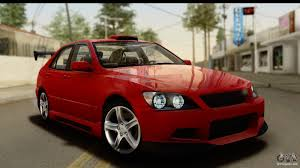 lexus hatchback is300 lexus is300 tunable for gta san andreas