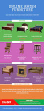 129 best online amish furniture images on pinterest