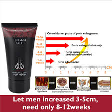 3 tubes original russian titan gel big dick herbal enlargement