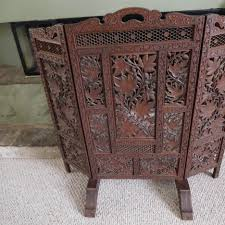 interior wooden fireplace screen regarding great furniture cheap