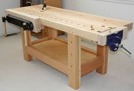 Plans For Building A Woodworking Workbench by Woodworking Bench Bob Vila