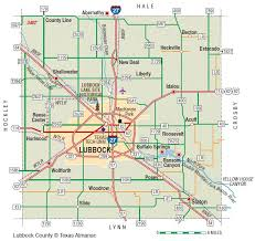 lubbock on map lubbock county the handbook of state