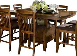 Latest Buy Mix  Match Counter Height Dining Table With Storage - Counter height dining table set butterfly leaf