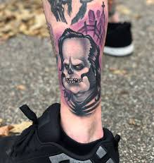 lil danzig by scottymunster at olde town tattoo in st cloud