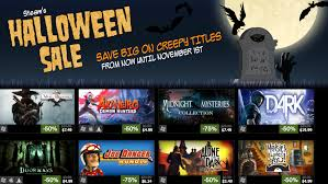 pc gaming black friday deals steam halloween sale has started huge discount on pc games