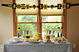 bee baby shower ideas bump smitten real baby shower ba bee shower