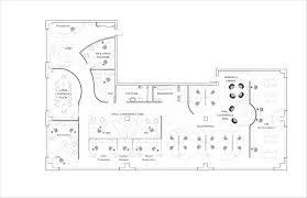 open floor plan blueprints open office floor plan designs