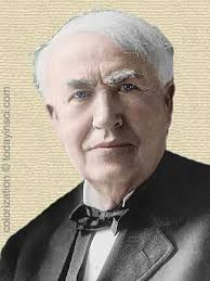 When Did Thomas Edison Make The Light Bulb Thomas Edison Quotes 74 Science Quotes Dictionary Of Science