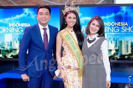 Sho Putri ariska putri at net tv s morning show take a look