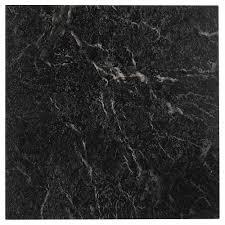 vinyl floor tiles walmart com rollback nexus black with white vein