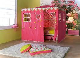 comfortable 3 bedroom for kids girls barbie on pink bedroom