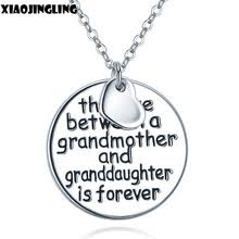 grandmother and granddaughter necklaces popular grandmother necklace buy cheap grandmother necklace lots