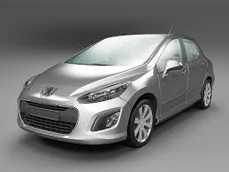 peugeot 308 models peugeot 308 3d model in compact cars 3dexport