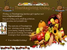 Is Thanksgiving Today Thanksgiving History And Quiz It All