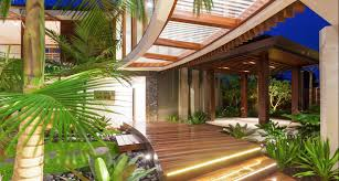 awesome tropical house plans images best inspiration home design