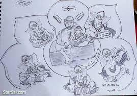 shirdi saibaba loves sri ganesh u2013 star sai