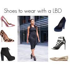 what shoes go with black dress black dress pants