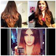 preference wild ombre on short hair loreal wild ombre hair tutorial for dark brown hair full tutorial
