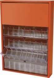 mini bulb tip out storage cabinet with door ka1r08