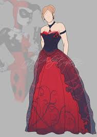 harley quinn wedding dress harley quinn wedding dress