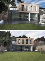 British Houses 14 Examples Of British Houses With Contemporary Extensions